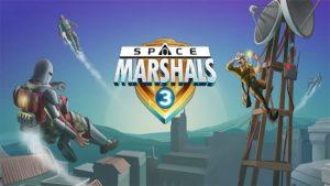 الإصدار الثالث من لعبة إطلاق النار Space Marshals متاحة الآن على أندرويد