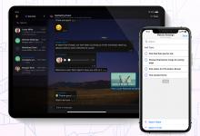 مع تطبيق Zenchat الجديد الدردشة والمهام في مكان واحد