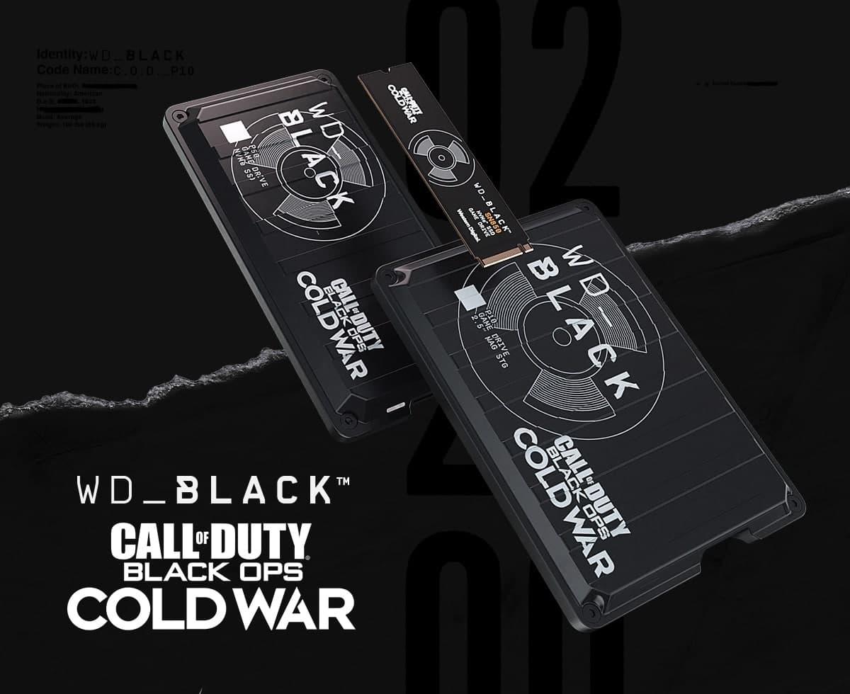 ويسترن ديجيتال تعلن عن 3 أقراص تخزين مخصصة للعبة Call of Duty الشهيرة