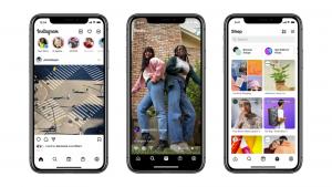 انستجرام تحدّث الواجهة الرئيسية وتضيف تبويبات جديدة - Instagram