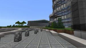استكشف برج خليفة وبرج المملكة في Minecraft RTX على Geforce RTX