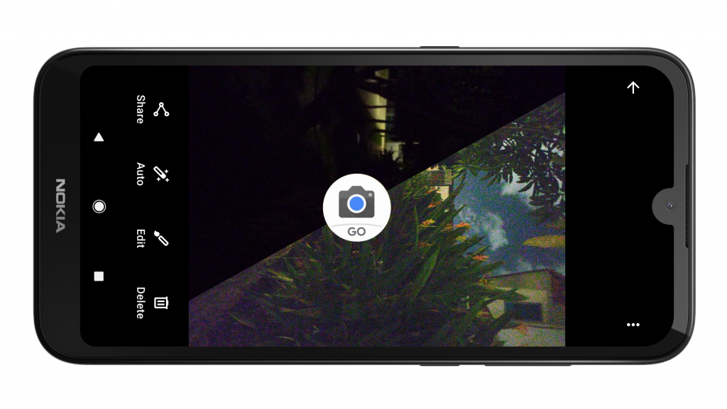 The Go Camera app gets HDR capture support