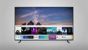 نظام تشغيل سامسونج تايزن يصبح أكثر الأنظمة استخدامًا على التلفزيونات الذكية