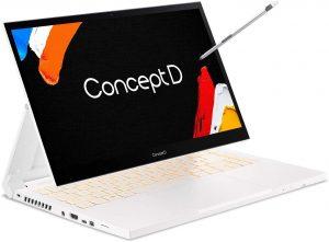 لابتوب أو حاسوب آيسر المحمول ConceptD 3 Ezel