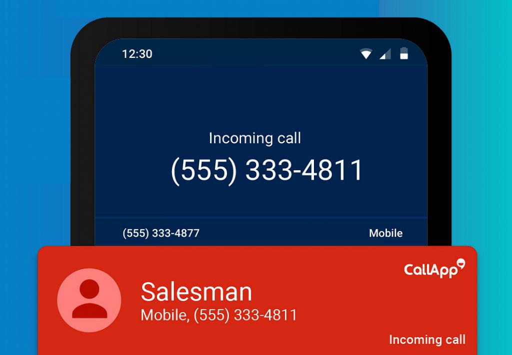 CallApp حل مجاني وجديد لتحديد المتصل وحظر وتسجيل المكالمات