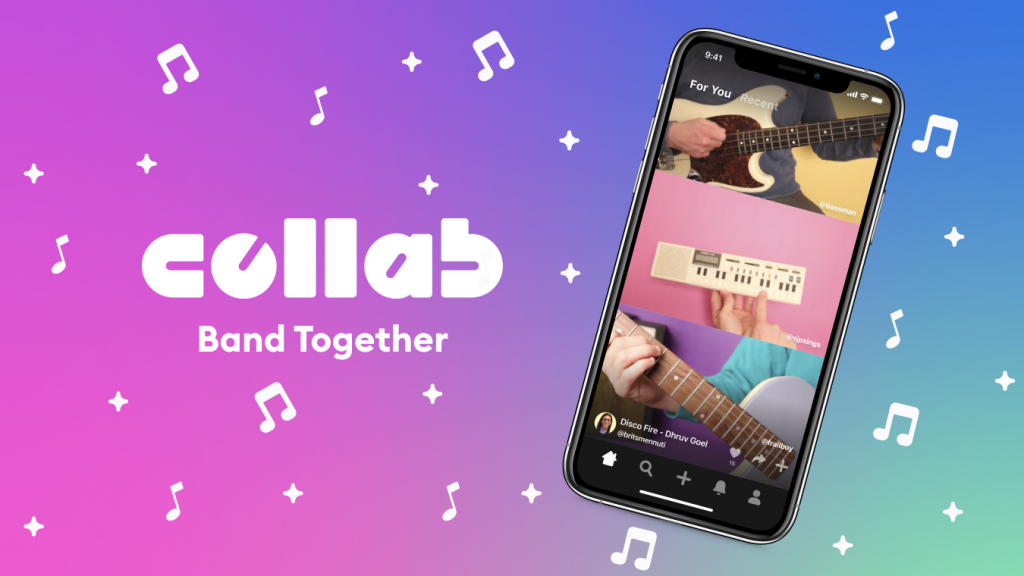 The new Collab Facebook app is now available for all iOS users