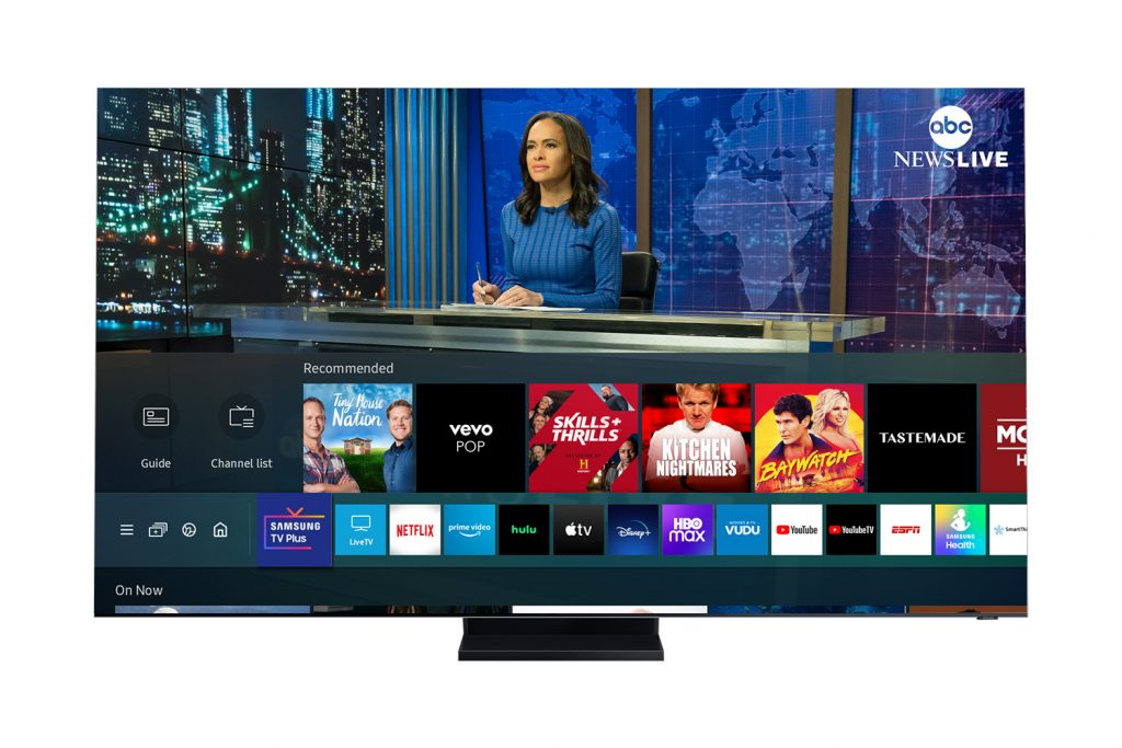 خدمة Samsung TV Plus متاحة الآن في 12 دولة حول العالم