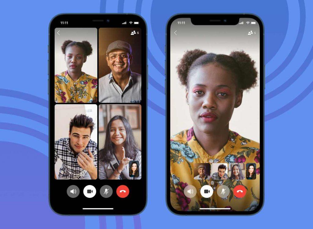 تطبيق Signal الأمني يدعم الآن مكالمات الفيديو الجماعية المشفرة