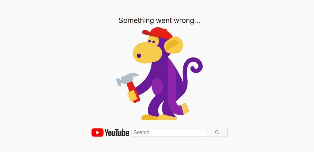 يوتيوب وعدد من خدمات جوجل تتوقف عن العمل
