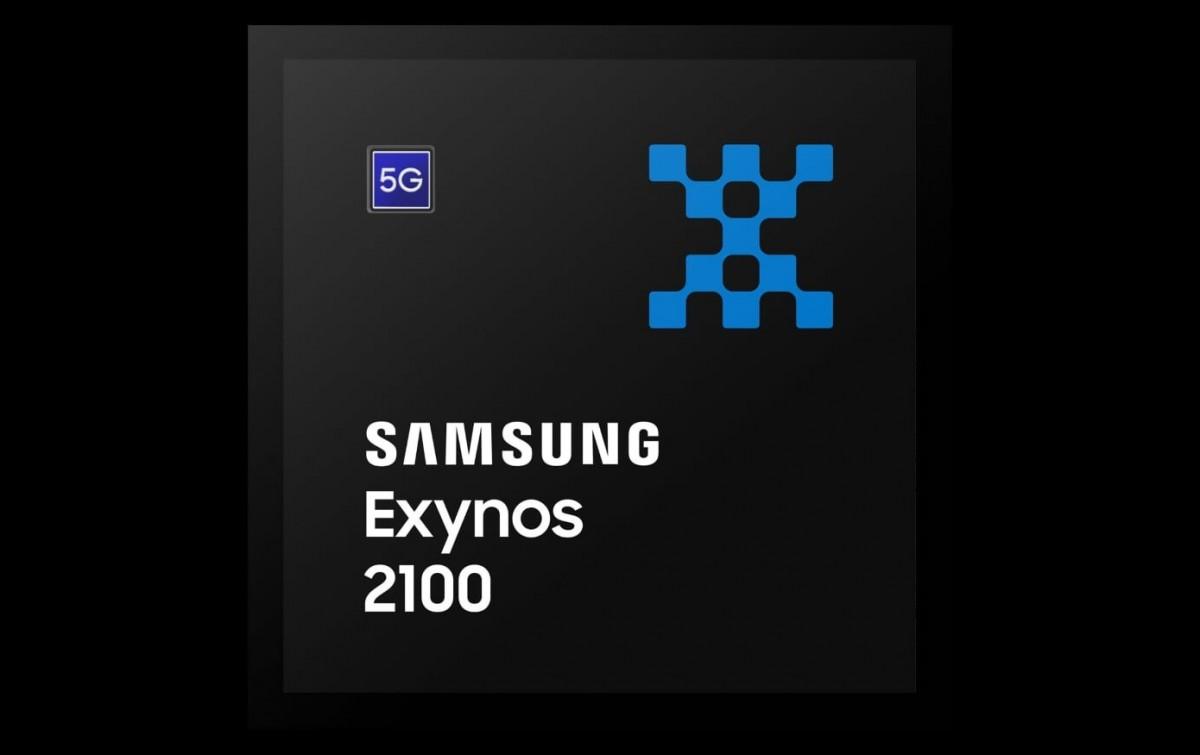 سامسونج تكشف عن رقاقة إكسينوس 2100 مرفقة بمودم 5G وبسرعة 40% أعلى