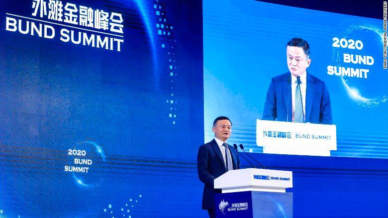 جاك ما مؤسس علي بابا يظهر لأول مرة بعد اختفاء 3 أشهر - Jack Ma