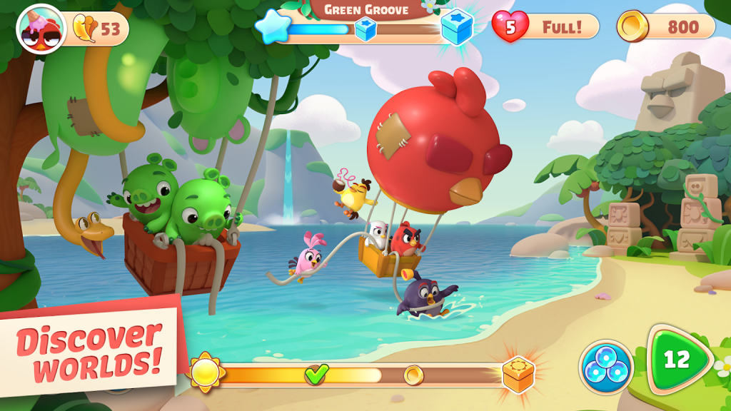 Rovio goes back to its roots with the launch of Angry Birds Journey