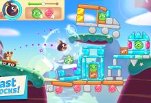 Rovio تعود إلى جذورها بإطلاقها لعبة Angry Birds Journey