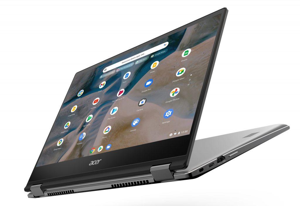 آيسر تكشف عن Chromebook Spin 514 مع معالجات Ryzen لأول مرة