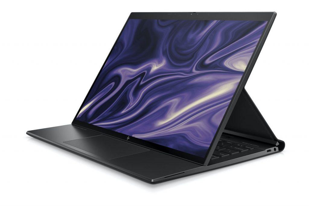 HP تطلق الحاسب المتحول Elite Folio بمعالج سنابدراجون