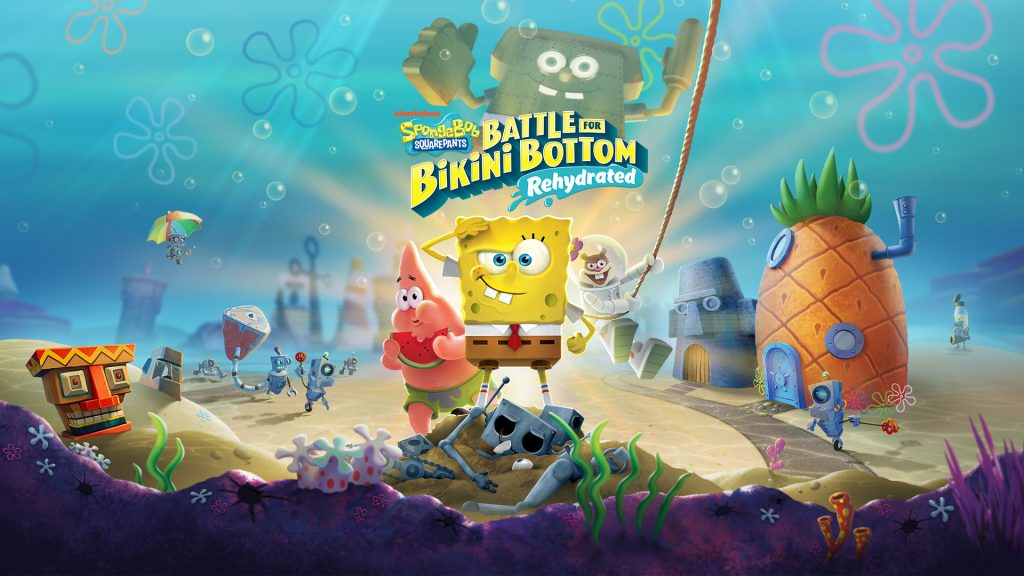 SpongeBob SquarePants: Battle for Bikini Bottom is coming to Android soon