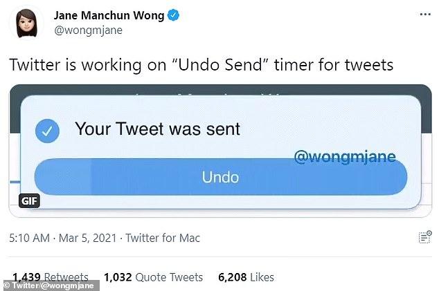 تويتر تعمل على مميزة تتيح إلغاء نشر التغريدات خلال 5 ثوان
