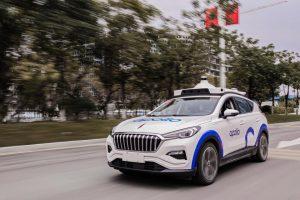شركة بايدو تحصل على موافقة لاختبار سياراتها ذاتية القيادة بنظام الأجرة في الصين