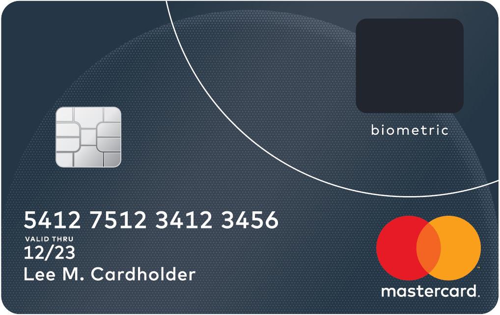 سامسونج تعمل مع ماستر كارد على إطلاق بطاقة دفع تعمل بالبصمة - Mastercard Biometric Card