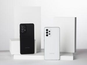 سامسونج تكشف عن هواتف جالكسي A72 و A52 و A52 5G مع تحسينات في الكاميرا والبطارية