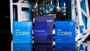 إنتل تطلق الجيل الحادي عشر من معالجات Core S للحواسيب المكتبية مع تحسينات كبيرة للألعاب - Rocket Lake