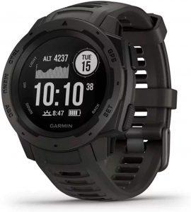 ساعة Garmin Instinct من GPS الذكية - عروض أمازون السعودية