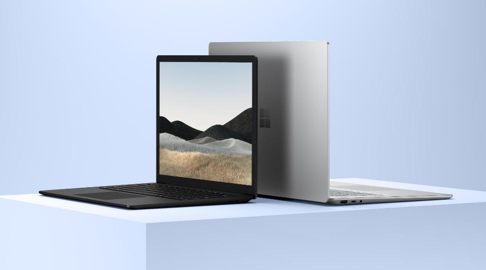 مايكروسوفت تعلن عن أجهزة Surface Laptop 4 بمعالجات إنتل و AMD
