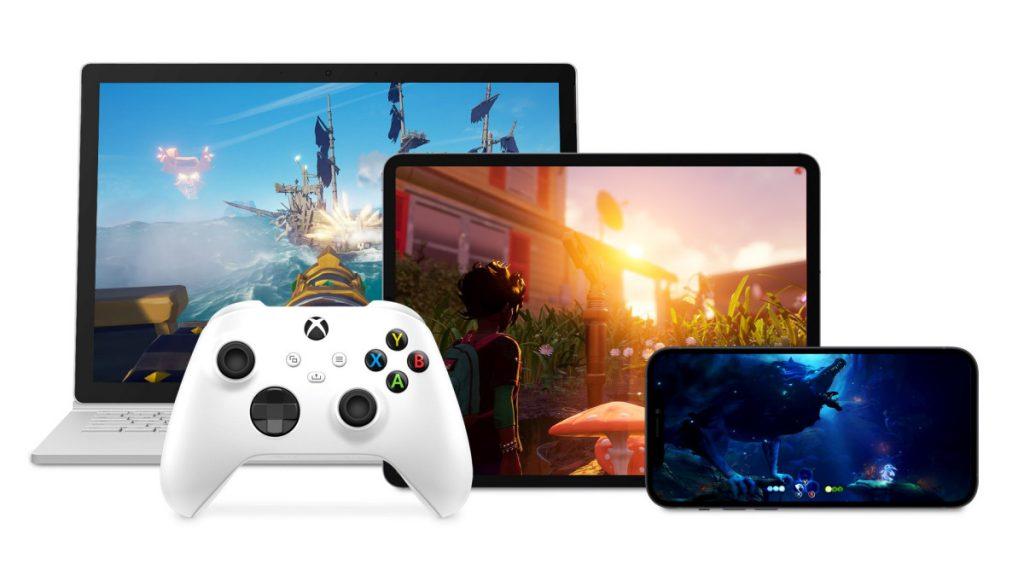 خدمة ألعاب مايكروسوفت إكس بوكس السحابية تصل إلى مستخدمي آيفون - xCloud - Xbox Cloud Gaming
