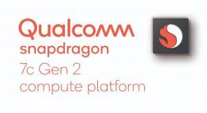 كوالكوم تطلق الجيل الثاني من معالجات الحواسيب المحمولة Snapdragon 7c