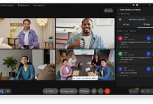 سيسكو تكشف عن تحسينات جديدة في Webex لدعم بيئة العمل والفعاليات الهجينة