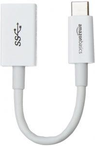 محول USB C إلى USB 3.1 من AmazonBasics