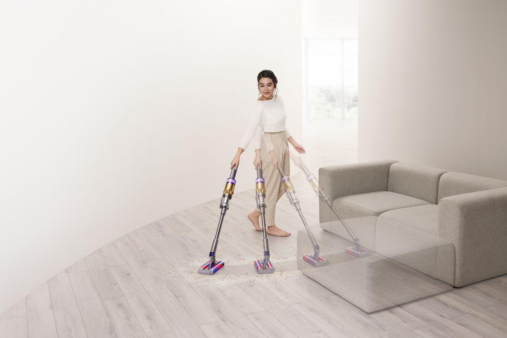 دايسون تكشف عن طريقة جديدة للتنظيف في السعودية مع إطلاق أول مكنسة برأس Fluffy لتنظيف متعدد الاتجاهات