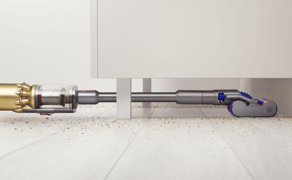 مراجعة مكنسة Dyson Omni-glide الكهربائية: حجم صغير، كفاءة كبيرة