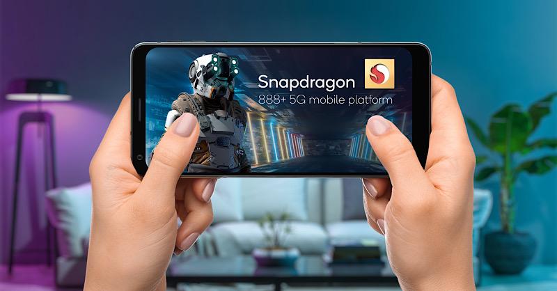 كوالكوم تكشف عن رقاقة المعالجة Snapdragon 888+ للهواتف الرائدة