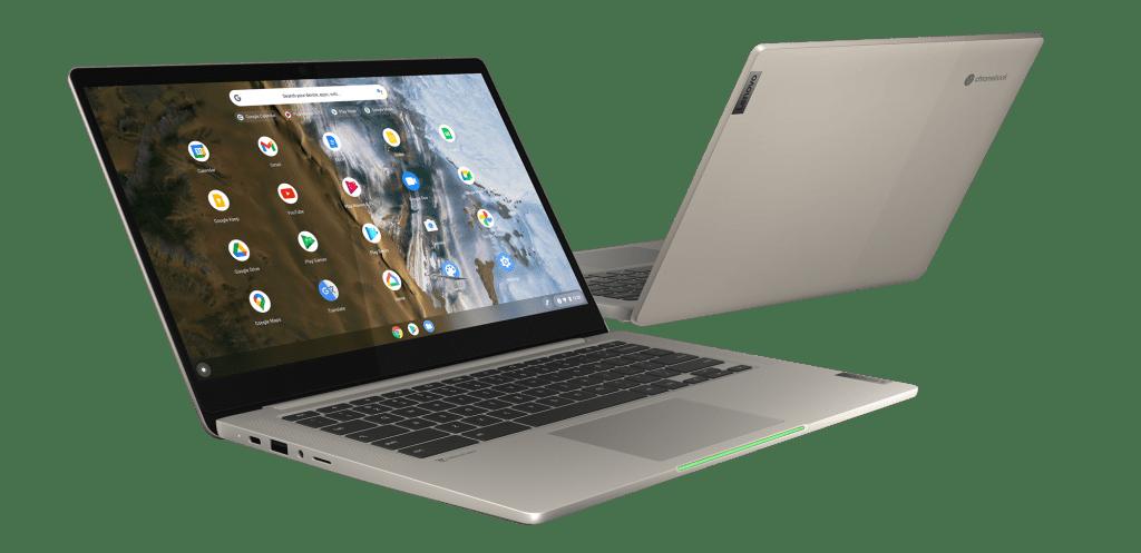 لينوفو Chromebook 5i-14 و Chromebook Flex 5i-13