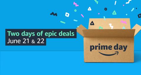 """أمازون برايم داي """"Prime Day"""" ينطلق في 21 يونيو ولمدة 48 ساعة"""