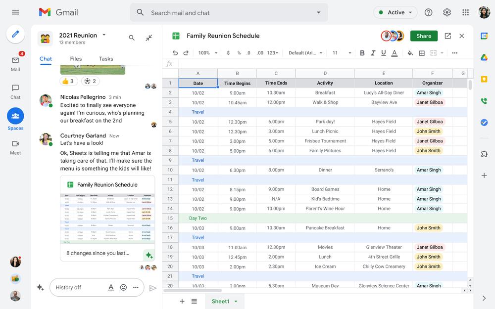 جوجل تتيح حزمة الأعمال Workplace للجميع دون مقابل