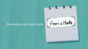 تقنيات فيس بوك ستتمكن من محاكاة خط يد أي شخص بالكامل من خلال كلمة واحدة