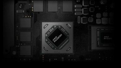 شركة AMD تعلن عن بطاقات رسومات القوية Radeon RX 6000M للحواسب المحمولة