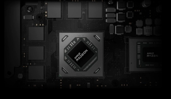شركة AMD تعلن عن بطاقات الرسومات القوية Radeon RX 6000M للحواسب المحمولة