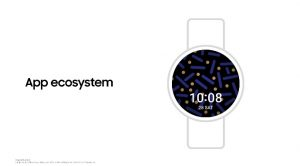 سامسونج تكشف عن نظام الساعات الذكية One UI Watch بالتعاون مع جوجل