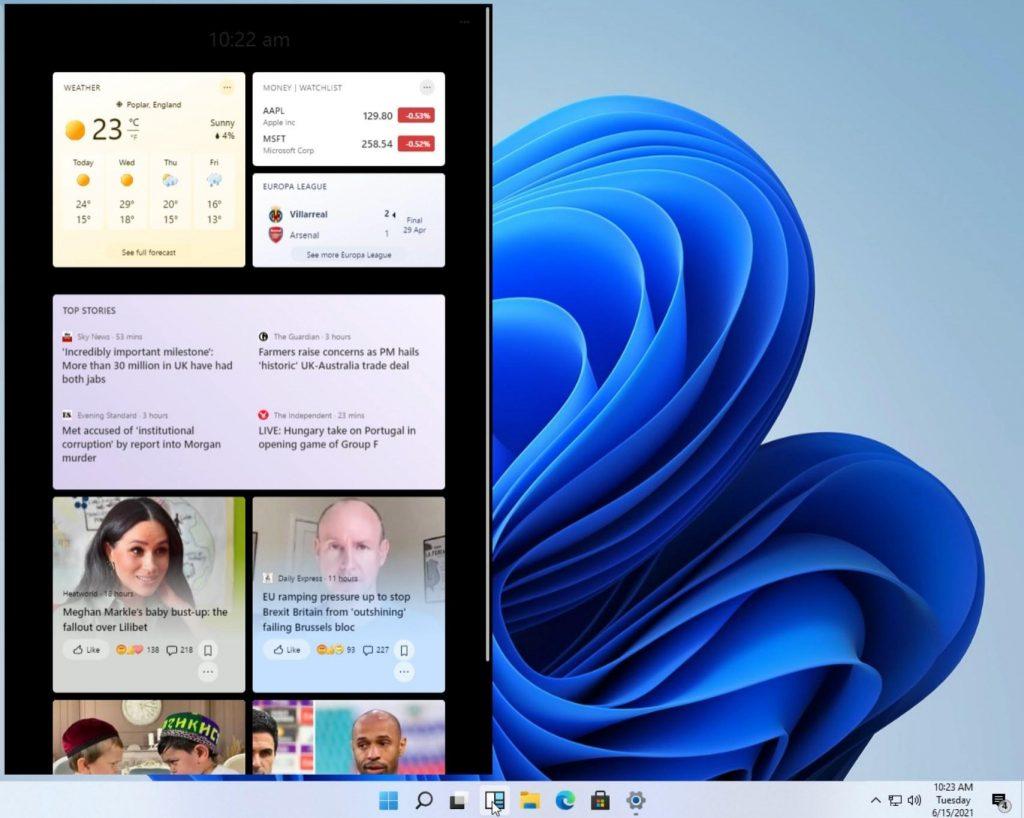 تسريبات تكشف عن مايكروسوفت ويندوز 11 مع تغييرات كبيرة على واجهة المستخدم وقائمة ابدأ جديدة - Windows 11