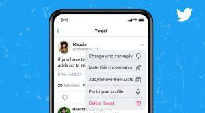 تويتر ستسمح للمستخدمين التحكم بالتغريدات بعد نشرها