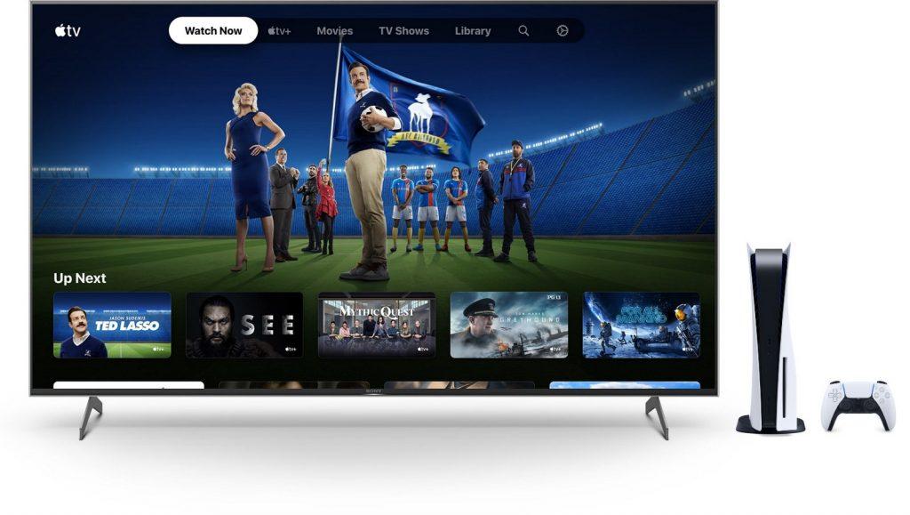 """أصحاب بلايستيشن 5 """"PS5 """" سيحصلون على اشتراك مجاني لمدة 6 شهور على خدمة Apple TV+"""