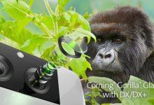 شركة Corning تكشف عن زجاج حماية لكاميرات الهواتف الذكية - Gorilla Glass DX & DX+