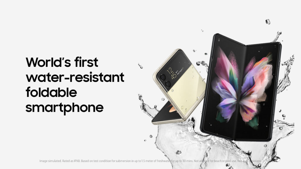 سامسونج تكشف عن Galaxy Fold Z 3 و Galaxy Flip 3