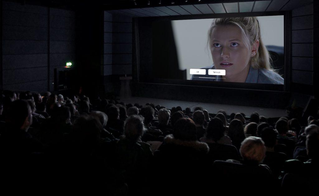 ڤوكس سينما تطلق أول تجربة أفلام تفاعلية في المملكة العربية السعودية - Late Shift
