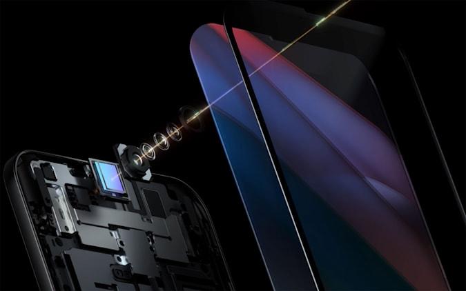 أوبو تكشف عن جديد تقنية الكاميرا تحت الشاشة