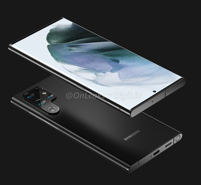 التسريبات تشير لدعم هاتف سامسونج Galaxy S22 Ultra للقلم الذكي thumbnail