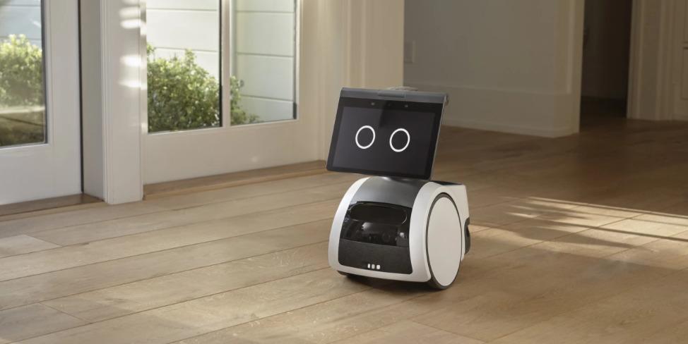 أمازون تكشف عن روبوت